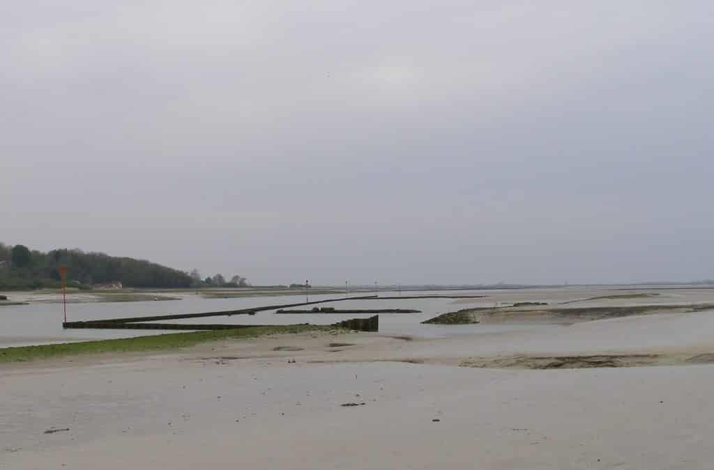 Ma première traversée de la Baie de Somme