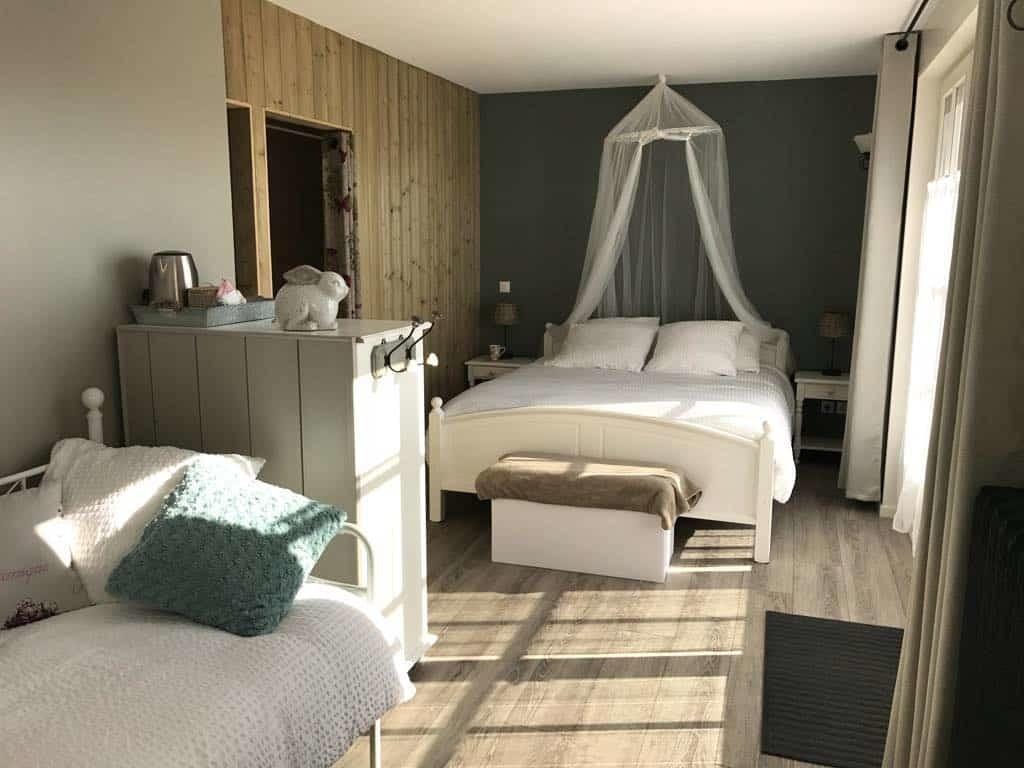 Chambre familiale baie de somme petits papillons - Chambre d hotes en baie de somme ...