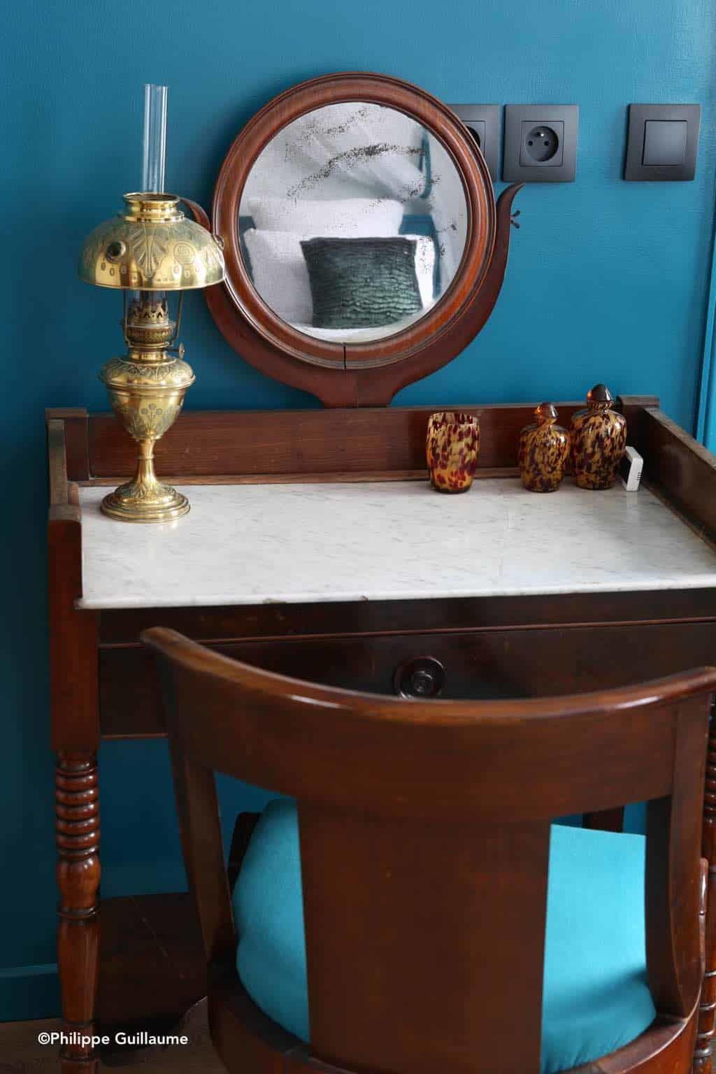 Chambre d'hôtes en amoureux et table d'hôtes en Baie de Somme
