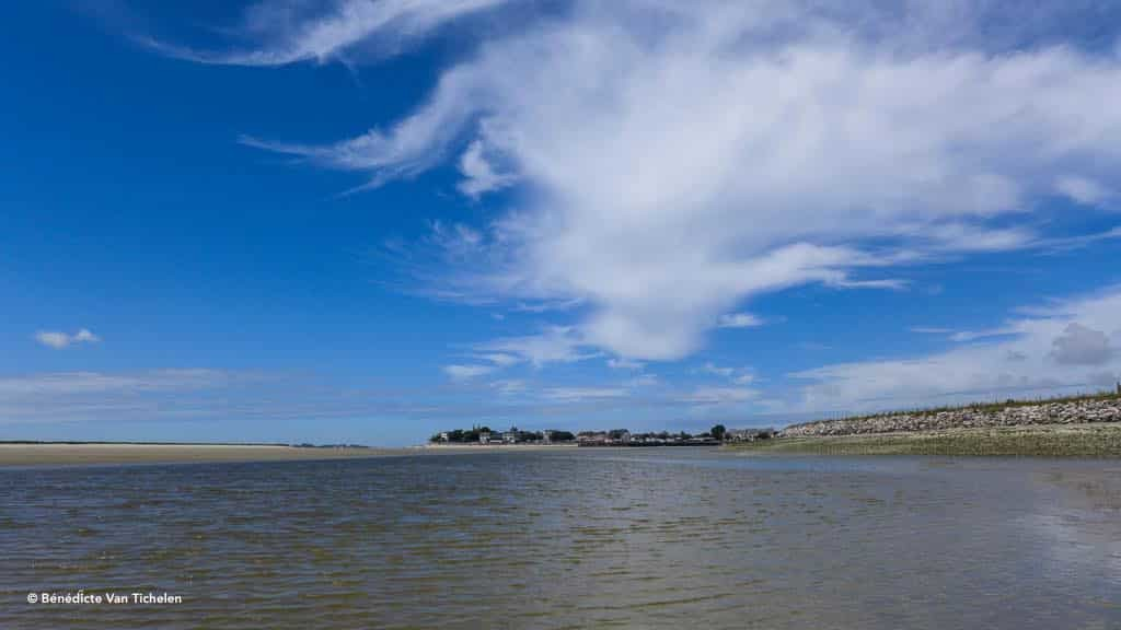 Traverser la Baie de Somme, des ciels extraordinaires. Les beaux jours en Baie de Somme chambres et tables d'hôtes