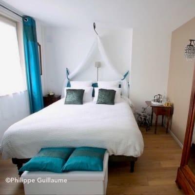 Chambre en Baie de Somme. Dormir en Baie de Somme dans une chambre de charme, la belle étoile