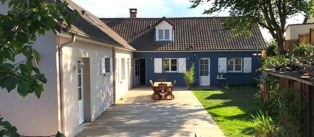 Votre chambre d'hôtes en Baie de Somme, à proximité du Marquenterre, Les beaux jours en Baie de Somme, chambres classées 3 épis Gîtes de France
