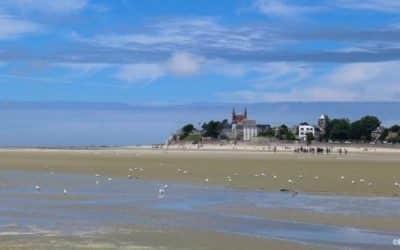Traverser la baie de Somme