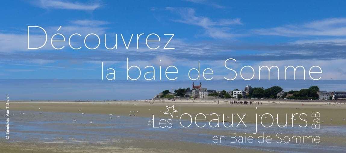 Découvrez la baie de Somme
